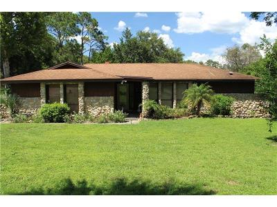 Altamonte Springs, Altamonte Single Family Home For Sale: 317 Park Place