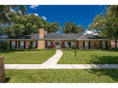 Altamonte Springs Single Family Home For Sale: 410 Spring Valley Lane