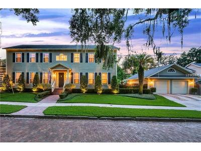 Orlando Single Family Home For Sale: 1140 S Osceola Avenue
