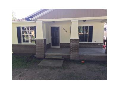 Hillsborough County Single Family Home For Sale: 6301 N 15th Street