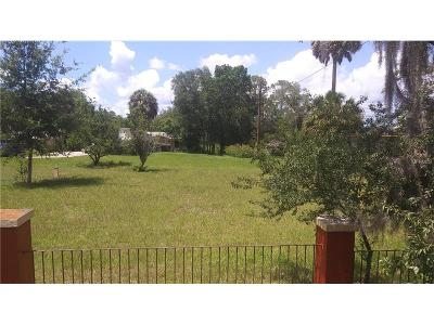 Lake Mary Residential Lots & Land For Sale: 456 Gehr Lane