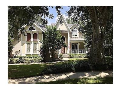 Oviedo Single Family Home For Sale: 1235 Twin Oaks Circle