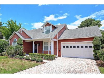 Orlando Single Family Home For Sale: 2317 Reading Drive