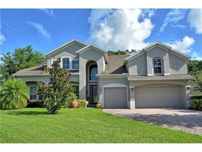 Oviedo Single Family Home For Sale: 356 Old Alemany Place