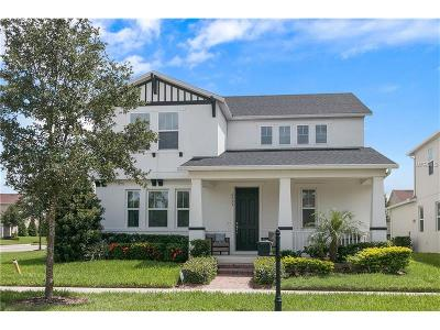Windermere FL Single Family Home For Sale: $350,000