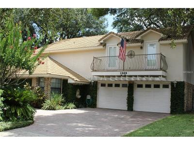 Winter Park Single Family Home For Sale: 1889 Jessica Court