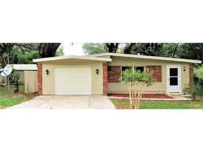 Apopka Single Family Home For Sale: 3625 Leota Drive