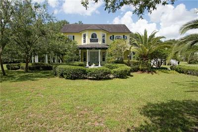 Windermere Single Family Home For Sale: 6232 Winter Garden Vineland Road