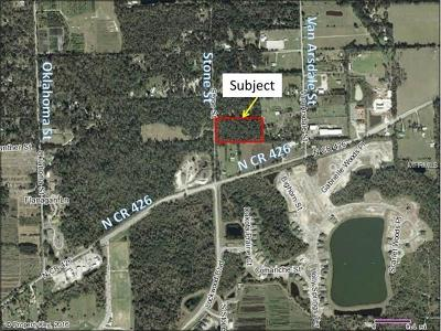 Oviedo Residential Lots & Land For Sale: Stone Street