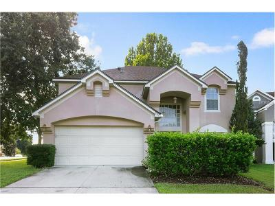 Lake Mary Single Family Home For Sale: 1837 Duffy Court