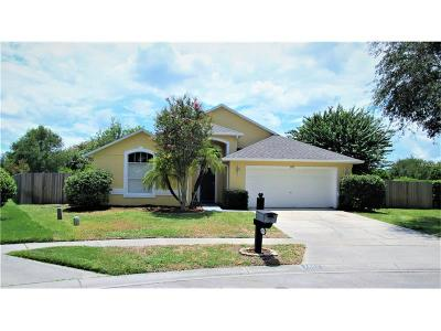 Oviedo Single Family Home For Sale: 2802 Strand Loop Court