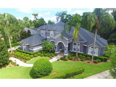 Winter Springs Single Family Home For Sale: 107 Atrium Court