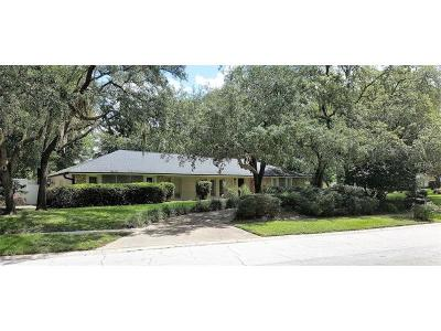 Single Family Home For Sale: 201 Palmetto Concourse