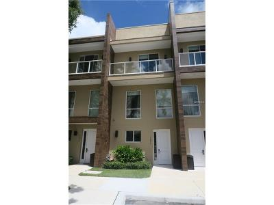 Kissimmee Townhouse For Sale: 7671 Recife Drive #13-88