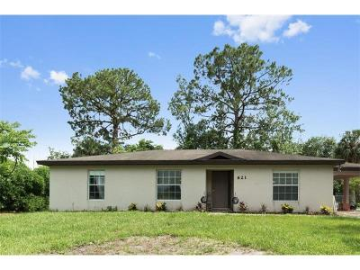 Sanford Single Family Home For Sale: 621 Beth Drive