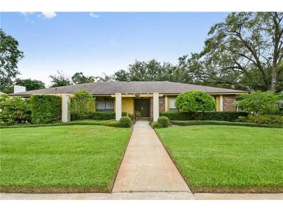 Maitland Single Family Home For Sale: 390 White Oak Circle