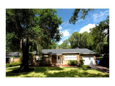 Winter park Single Family Home For Sale: 2121 E Winter Park Road