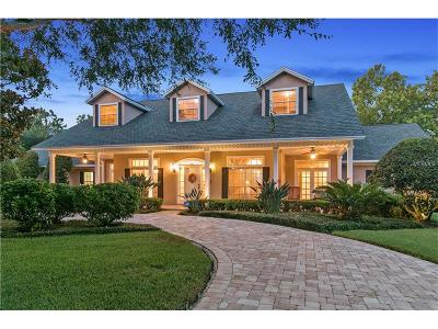 Orlando FL Single Family Home For Sale: $650,000
