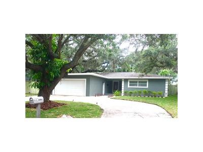 Tampa Single Family Home For Sale: 608 S Lois Avenue