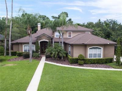 Winter Springs Single Family Home For Sale: 300 Heatherwood Court