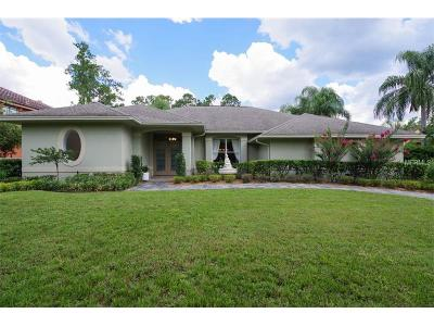 Orlando Single Family Home For Sale: 14158 Lake Price Drive