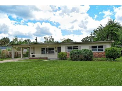Single Family Home For Sale: 912 Carlson Drive