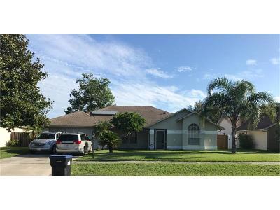 Orlando Single Family Home For Sale: 20209 Maxim Parkway