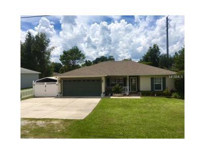 Orange City Single Family Home For Sale: 670 Charles Avenue