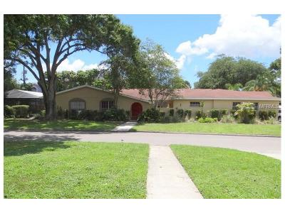 Tampa Single Family Home For Sale: 526 Luzon Avenue