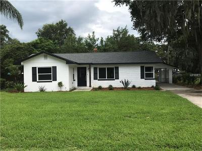 Mount Dora Single Family Home For Sale: 616 E 7th Avenue