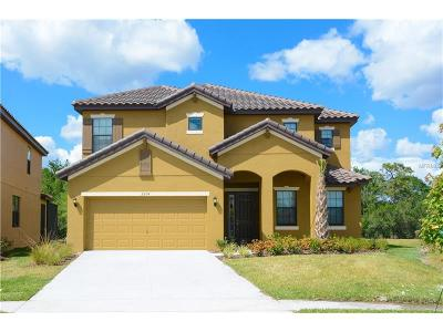 Kissimmee Single Family Home For Sale: 2634 Tranquility Way