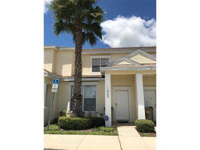 Clermont Townhouse For Sale: 1405 Retreat Circle