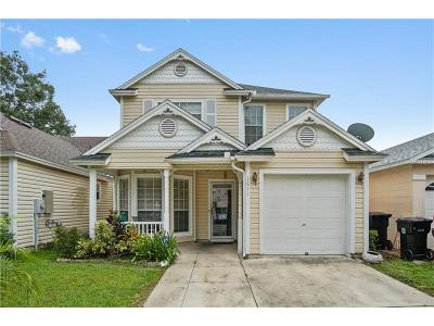 Apopka Single Family Home For Sale: 1611 Chatham Circle