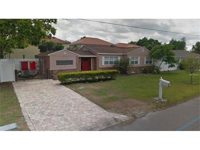 Tampa Single Family Home For Sale: 3706 W Sevilla Street