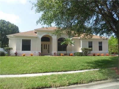 Oviedo Single Family Home For Sale: 545 Green Park Court