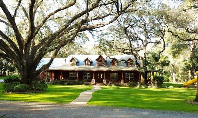 Eustis, Grand Island, Howey In Hls, Howey In The Hills, Leesburg, Mt Dora, Sorrento, Tavares, Umatilla, Yalaha Single Family Home For Sale: 27737 County Road 44a