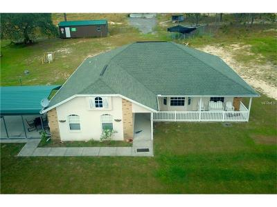 Brooksville Single Family Home For Sale: 9580 Grove Road