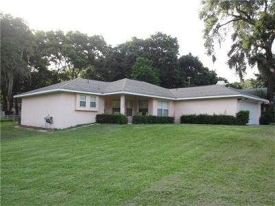 Fruitland Park Single Family Home For Sale: 35307 Ponderosa Drive