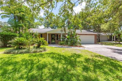 Winter Park Single Family Home For Sale: 1802 Arbor Park Drive