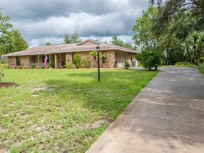 Sanford Single Family Home For Sale: 6930 Tallow Tree Road