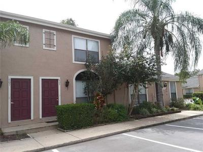 Winter Springs Townhouse For Sale: 609 Casa Park Court #L