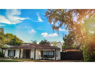 Orlando Single Family Home For Sale: 22 E Vanderbilt Street
