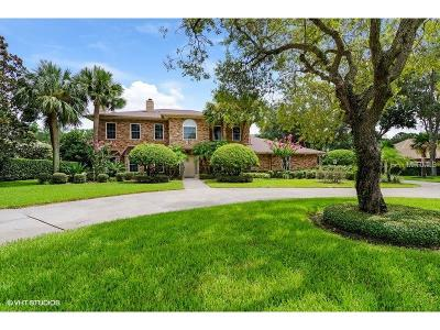 Winter Springs Single Family Home For Sale: 765 Bear Creek Circle
