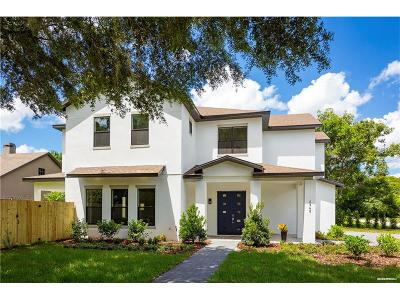 Winter park Single Family Home For Sale: 2345 Chantilly Avenue