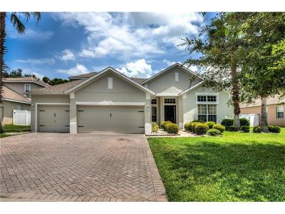 Eustis Single Family Home For Sale: 117 E Blue Water Edge Drive