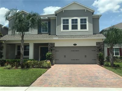 Oviedo Single Family Home For Sale: 2751 Peony Drive