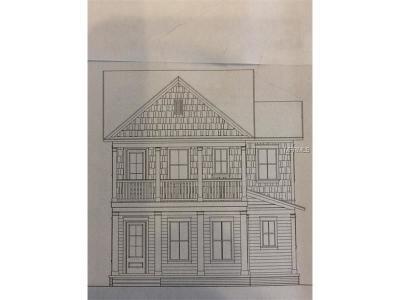 Lake County, Orange County, Osceola County, Seminole County Single Family Home For Sale: 1021 Huntspoint Street