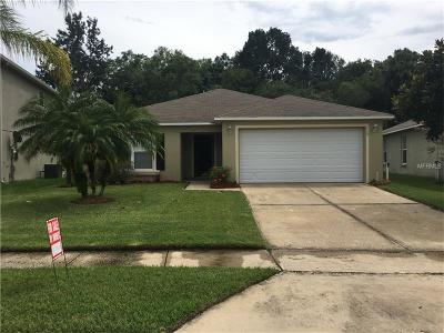 Sanford Single Family Home For Sale: 117 Bristol Forest Trail