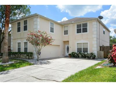 Oviedo Single Family Home For Sale: 190 Lynn Street