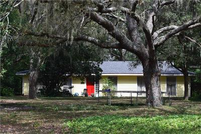 Winter Springs Single Family Home For Sale: 160 E Trade Winds Road